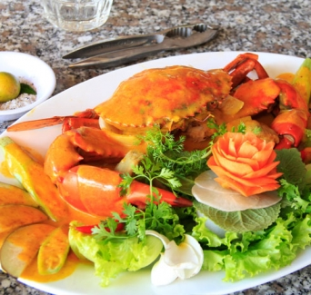 CUA CARI/ CRAB CURRY